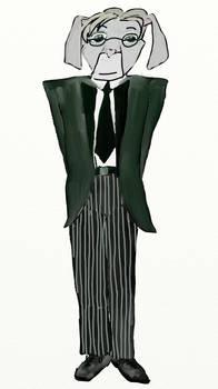 Hamsworth The Butler