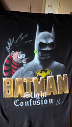 Batman Vs Dennis The Menace