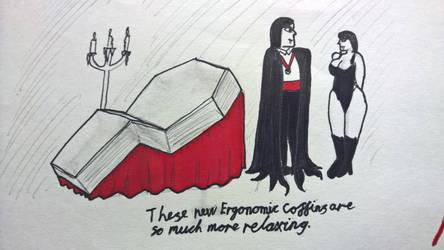 Necro-Ergonomics