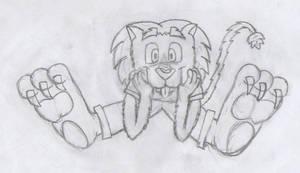 pose jack 3 sketch