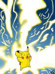 pikachu use ray