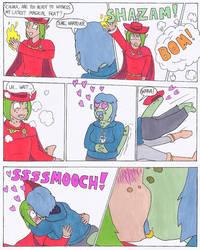 CM-Kissing Chameleon 1