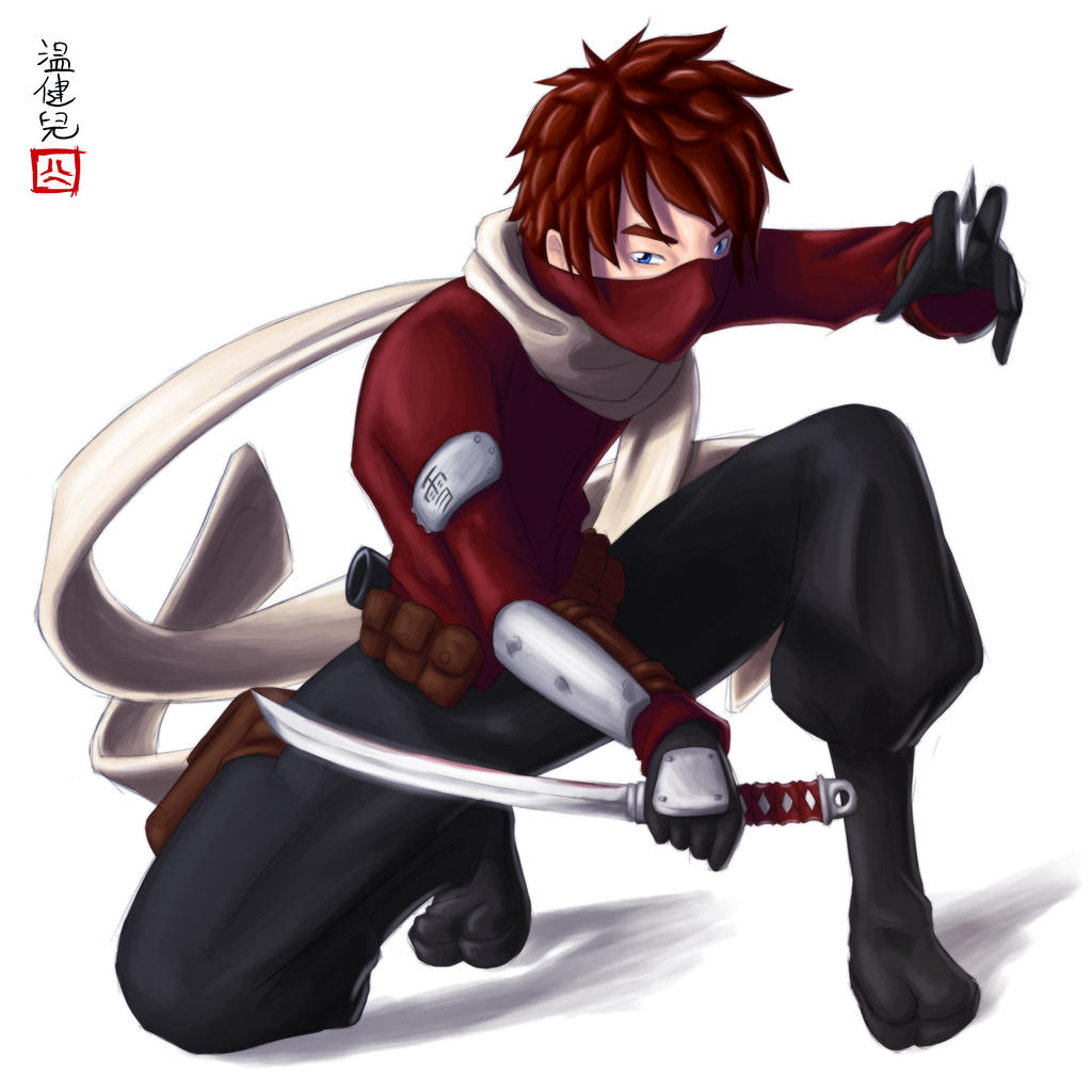 Ninja by Spoonboy on DeviantArt