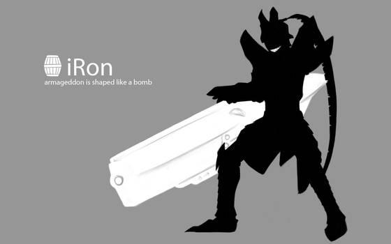 Iron the bomber