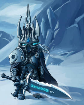 Commission - Wrath of the Lich King