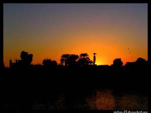 Egypt - sunrise