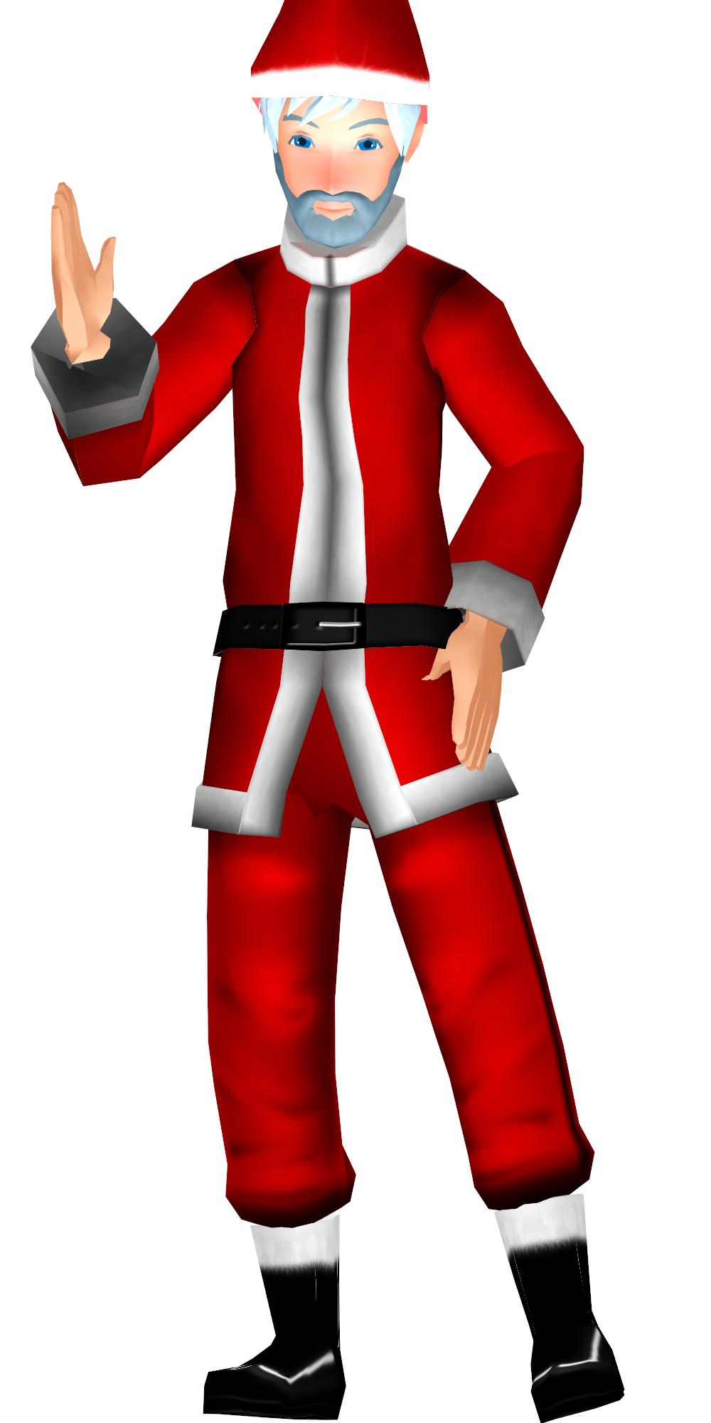 Santa Claus Cable Grace PD by nampukkk