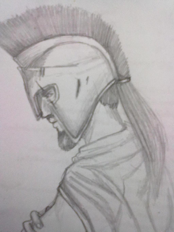 Spartan 300 Drawing