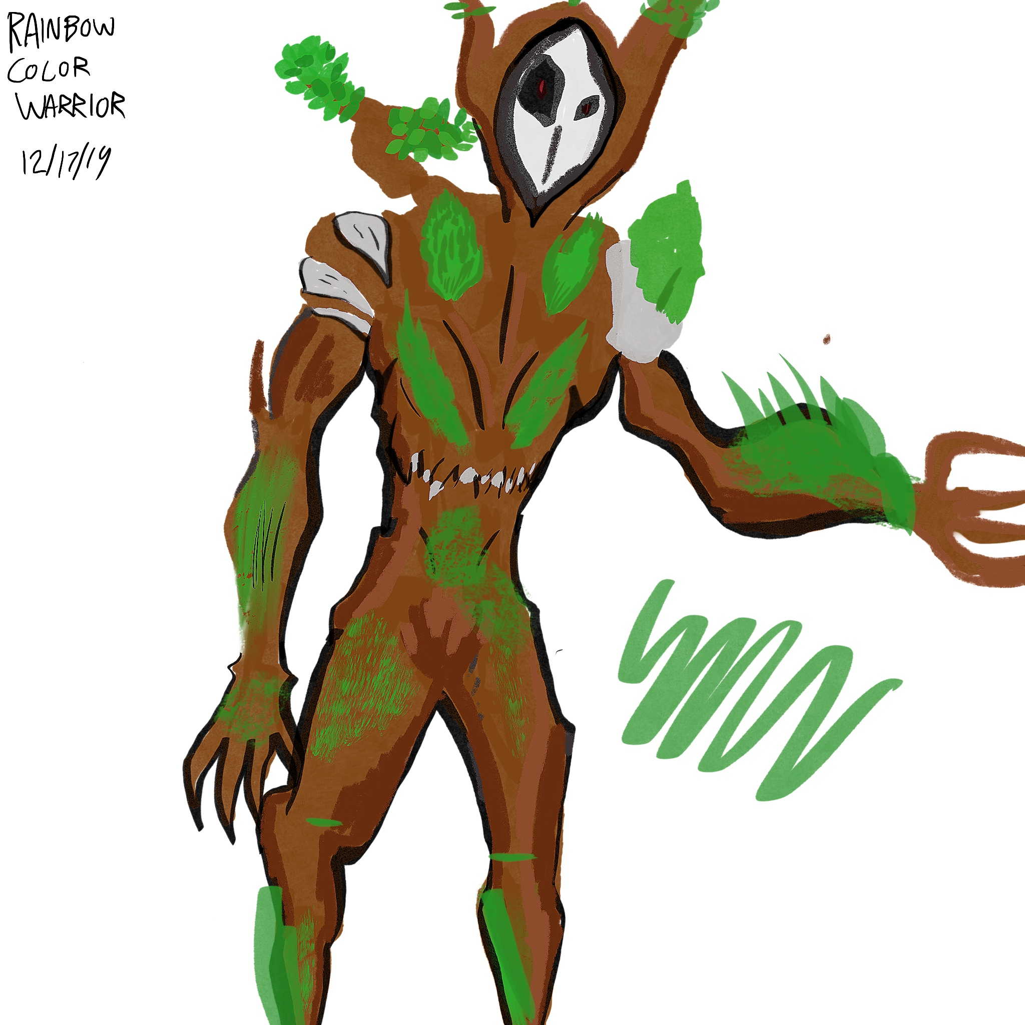 Tree Monster By Rainbowcolorwarrior On Deviantart 16,000+ vectors, stock photos & psd files. deviantart