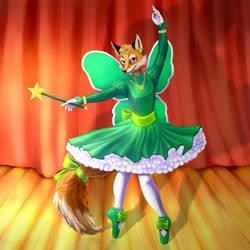 commission - fairy princess mack