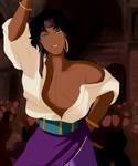 Gerderbent Disney: Esmeralda