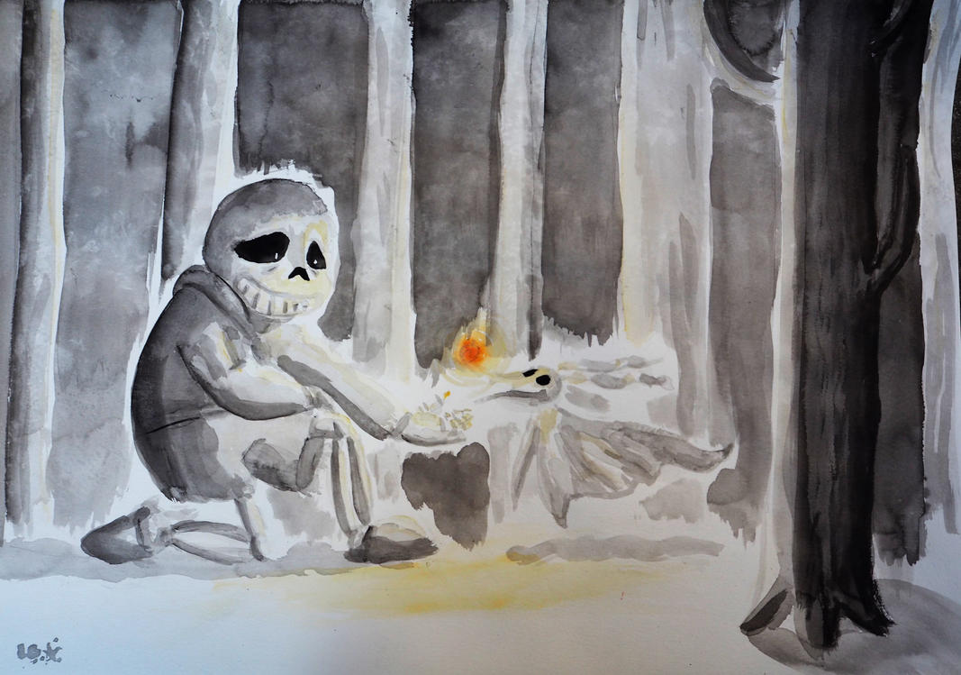 UnderTale X Nightmare Before Christmas by Loloreal-Alix on DeviantArt