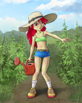 Agricultural worker