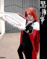 Grell Sutcliff Cosplay by Yukishir0