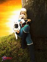 Sheik - Princess Zelda by Yukishir0