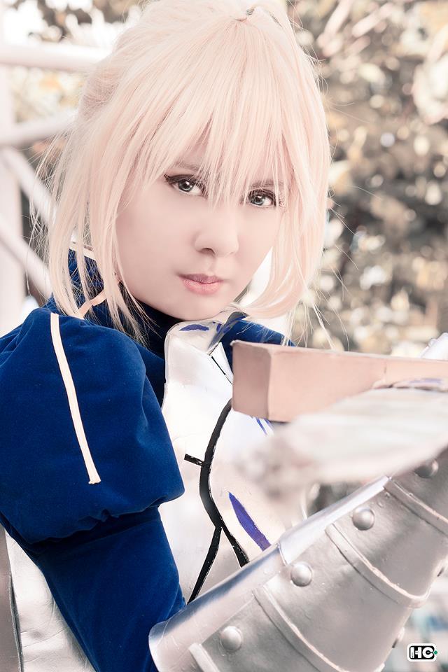 Saber FSN by Yukishir0