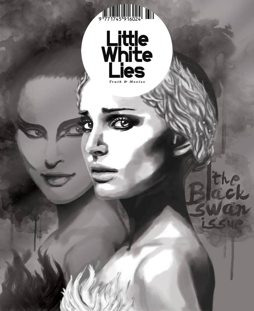 Black Swan Little White Lies by Veroine