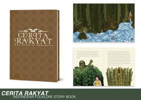 Cerita Rakyat Storybook I by Veroine