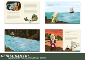 Cerita Rakyat Storybook II by Veroine