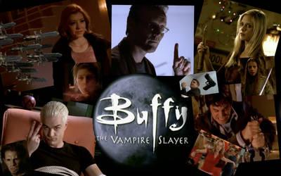 Buffy the Vampire Slayer by BritTheMighty