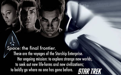 Space: the final frontier. by BritTheMighty