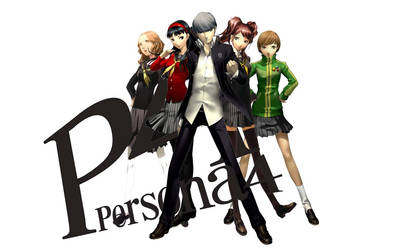 Persona 4 by BritTheMighty