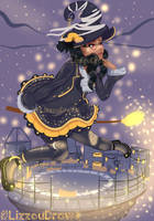 Moon Empress Lizzy    By Generallizzy Ddhsbzo-f by GeneralLizzy