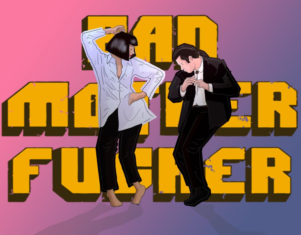 Pulp Fiction Dance (Final?) by JoseMnw498
