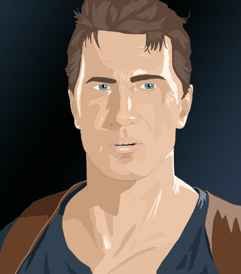 Nathan Drake - Uncharted 4 by JoseMnw498