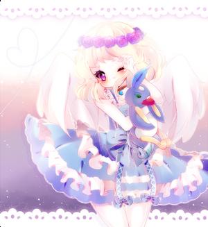 C: Angel Cuddles