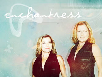 Kate Mulgrew, The Enchantress by Belanna42