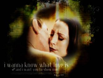 Odo/Kira: Wanna know what love is by Belanna42