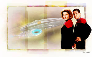Voyager's Command Team