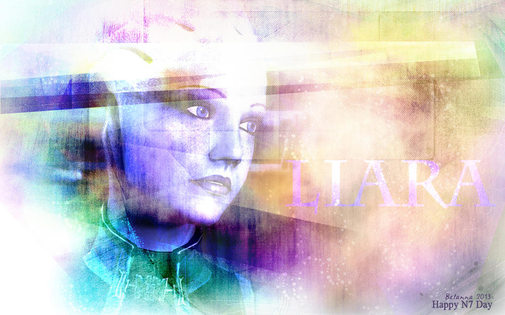 Happy N7 Day: Liara