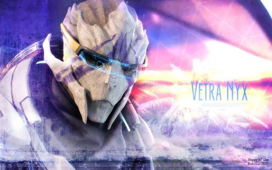 Happy N7 Day - Vetra