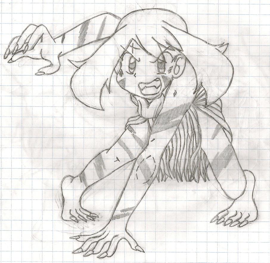 Sapphire pounces by PrettySoldierPetite