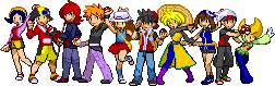 Pokemon Special Sprites: Black and White (large) by PrettySoldierPetite