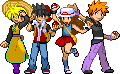 Kanto Pokedexholders (Large Sprites) by PrettySoldierPetite