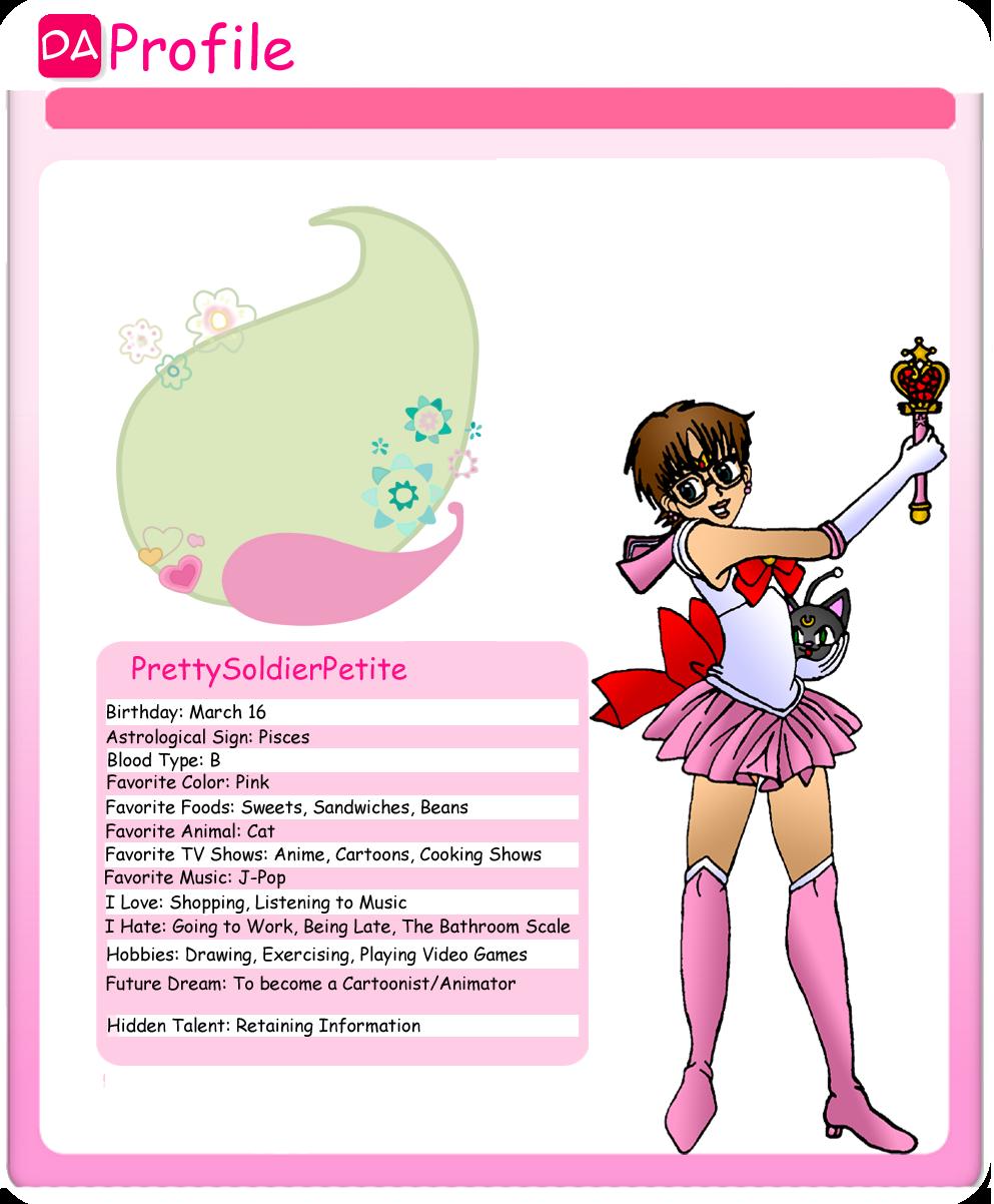 PrettySoldierPetite's Profile Picture