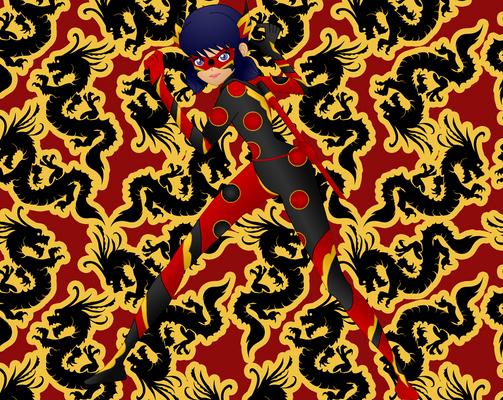 Enter the Dragon(bug) [Color]