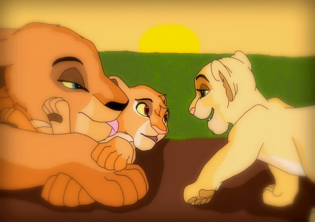 Malkas mother official  The Lion King  Animation Source
