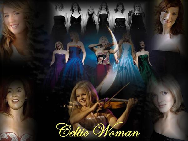 Celtic Woman by Eternal-Mothra