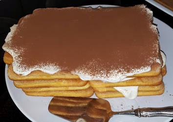 Tiramisu Cake by Skiriki