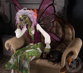 Kind Granny Faerie Queen