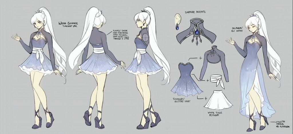 Rooster Teeth Productions Presents Rwby Concept Art By Ein Lee Qa also Image Gallery likewise Manga Clothes also Watch together with RWBY Volume 2 Poster Concepts 434286597. on rwby vol character designs
