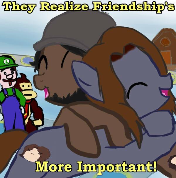 Game Grumps - Friendship! by VeraHatake
