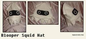 Blooper Squid Hat