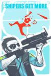 BLU Snipers Get More Head