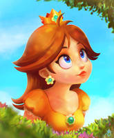 Daisy by Air-Pirate-Bunny
