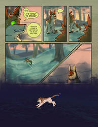 Survivor's Guilt Page 6 by bigfangz